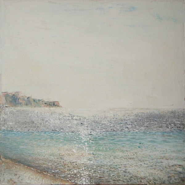 Greece, oil on canvas,60x60cm, 2013