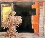 Hope, 180x150cm, oil on canvas, 2007